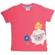 Frugi Organic T-Shirt Sheep