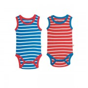 Frugi Organic Sailor Body Suit Set