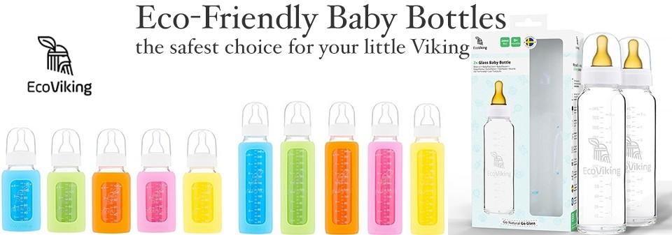 EcoViking Baby Bottles