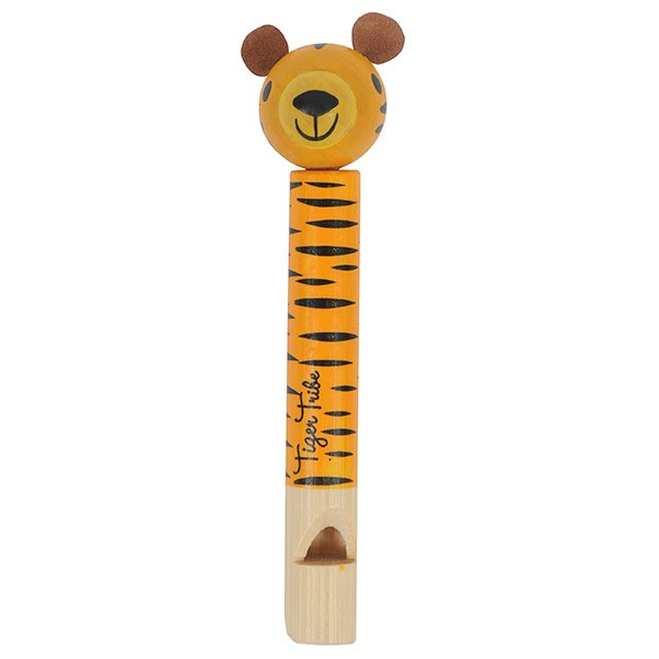 Bamboo Animal Whistle - Tiger