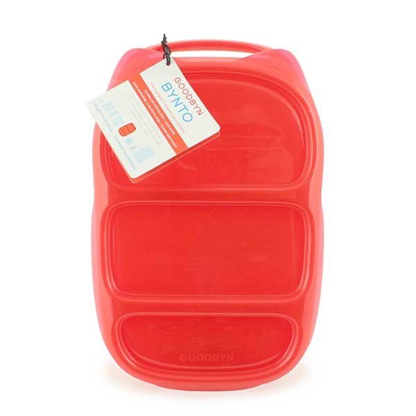 Goodbyn Bynto Lunchbox Red