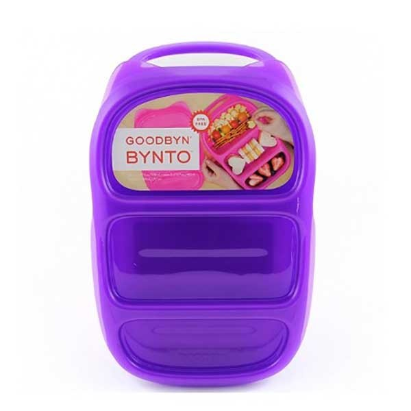 Goodbyn Bynto Lunchbox - Purple