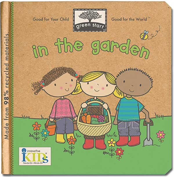 Green Start Book - In The Garden