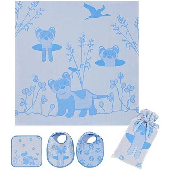 Breganwood Collection - Contents - Gift Bag - Blue