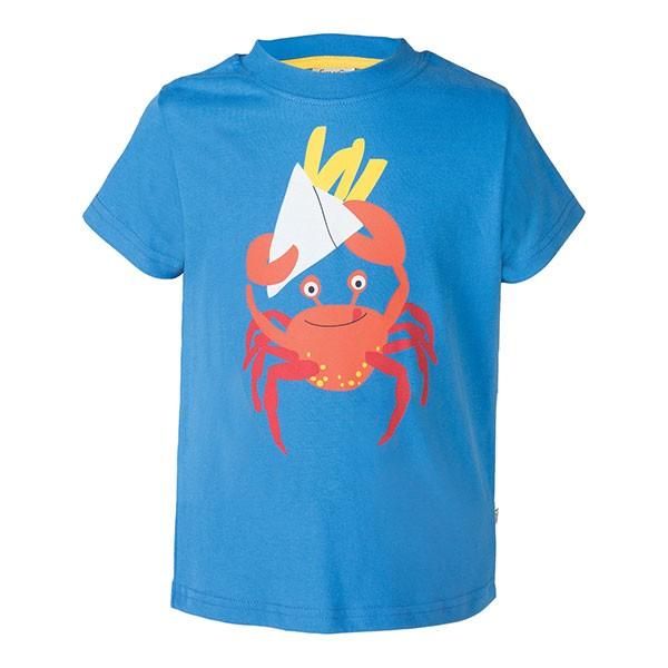 Frugi Organic Crab T-Shirt