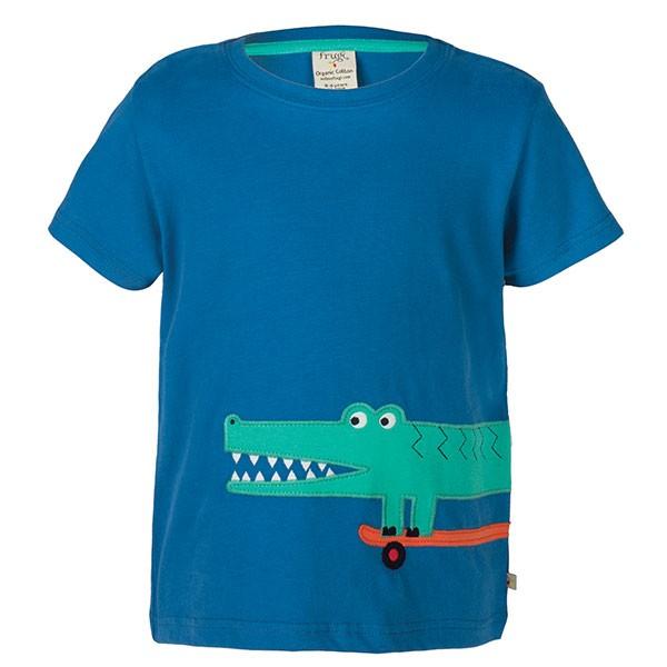 Frugi Organic Crocodile T-Shirt