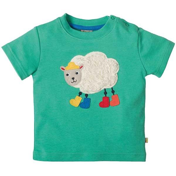 Frugi Organic Sheep T-Shirt