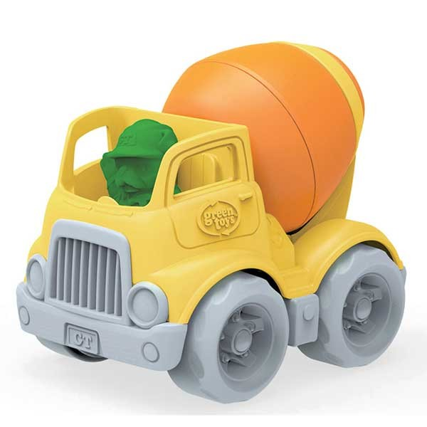 Green Toys Construction Mixer Truck