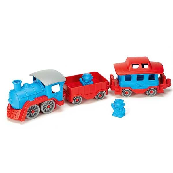 Green Toys Train Set