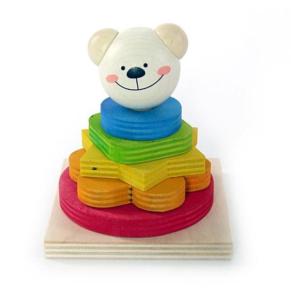Hess Spielzeug Stacking Bear