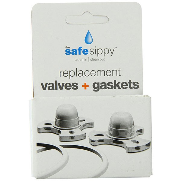 Safe Sippy 2 Replacement - Valves/Gaskets