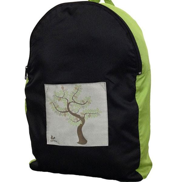 Onya Backpack Black Apple Tree