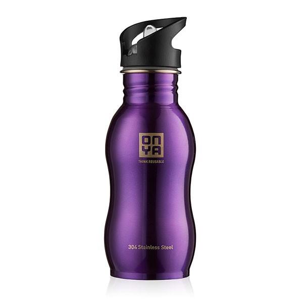 Onya 500ml Bottle - Purple