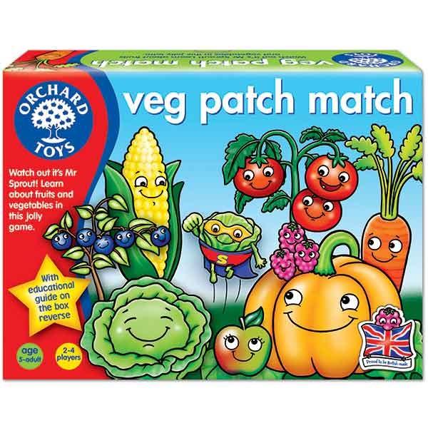 Orchard Toys Vegie Patch Match