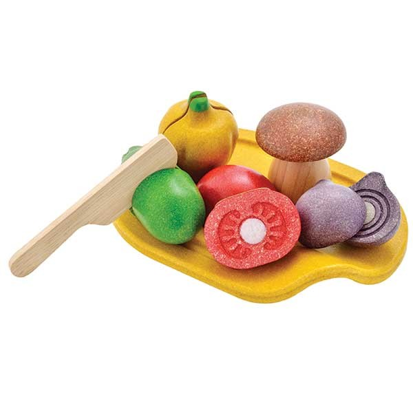 Plan Toys Vegetable Set