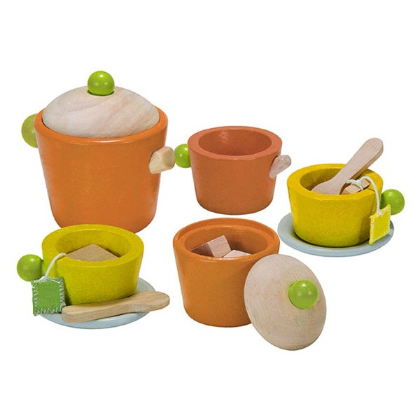 Plan Toys Tea Set