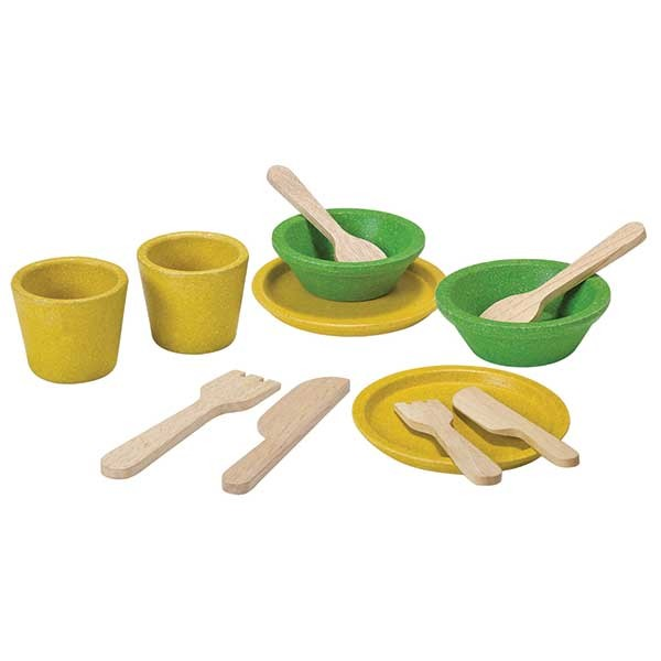 Plan Toys Tableware