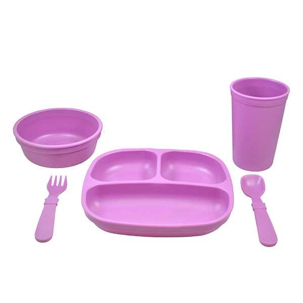 Re-Play Dinnerset - Purple