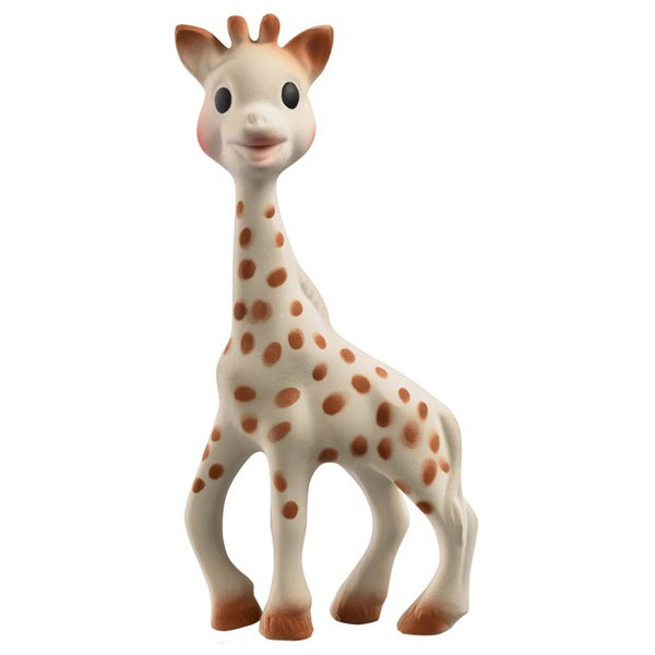 """Sophie the Giraffe"" teething toy"