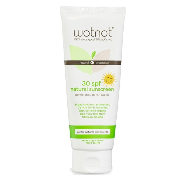 WotNot 30+ SPF Sunscreen