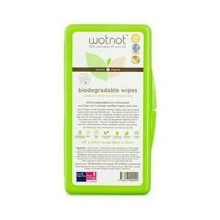 WotNot Bio Baby Wipes - Travel Case