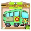 Love Bus Wooden Puzzle
