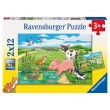 Ravensburger Baby Farm Animals Puzzle