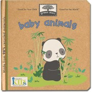 Green Start - Baby Animals Book