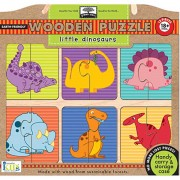 Green Start Puzzle - Little Dinosaurs