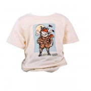 Burton the Brave (Portrait) Organic T-shirt