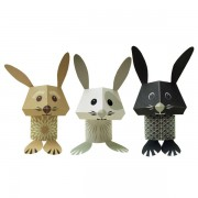 Recycled Paper Animals – The Carrot Crew