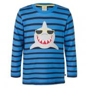 Frugi Organic Discovery Shark T-Shirt