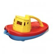 Green Toys Tugboat (Yellow)