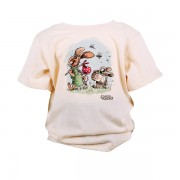 Morgan the mischievous (Picnic) Organic T-shirt