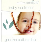 Baltic Amber Necklace - Cognac
