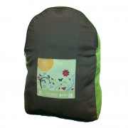 Backpack - Onya - Olive/Apple Garden
