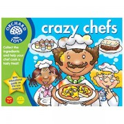 Orchard Games Crazy Chefs