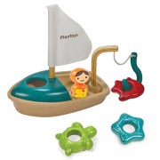 Plan Toys Fishing Boat