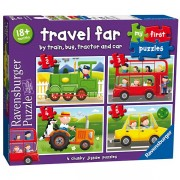 Ravensburger Travel Far  Puzzle