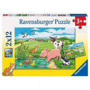 Ravensburg Baby Farm Animals Puzzle