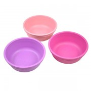 Re-Play Bowls (3-Pack) Pink & Purple