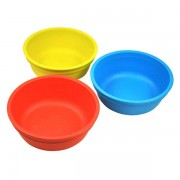 Re-Play Bowls (3-Pack) Blue, Red, Yellow