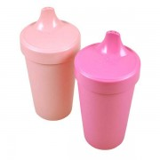 Re-Play Sippy Cups - 2-Pack - Pink