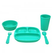 Re-Play Dinnerset - Aqua