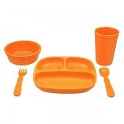 Re-Play Dinnerset - Orange