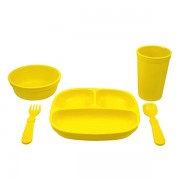 Re-Play Dinnerset - Yellow