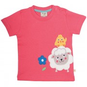 Frugi Organic T-Shirt Sheep