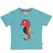 Frugi Organic Seahorse T-shirt
