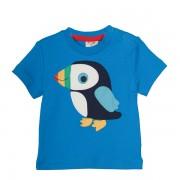 Frugi Organic T-Shirt Puffin