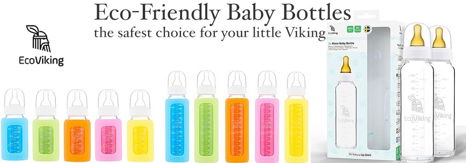 EcoViking Baby Bottles